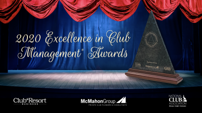 2020 Excellence In Club Management® Awards Broadcast!
